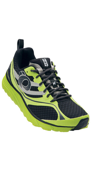 PEARL iZUMi M's E:Motion Trail M2 V2 Shoes Black/Lime Punch